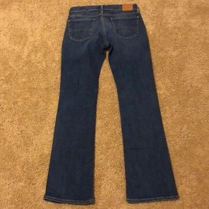 Lucky Brand Jeans - 🍀 Lucky Brand Women's Sweet Boot Jeans Size 6/28R